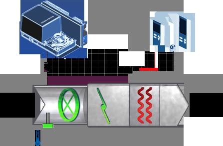 neptronic rh neptronic com Vav Control Diagram HVAC System Schematic